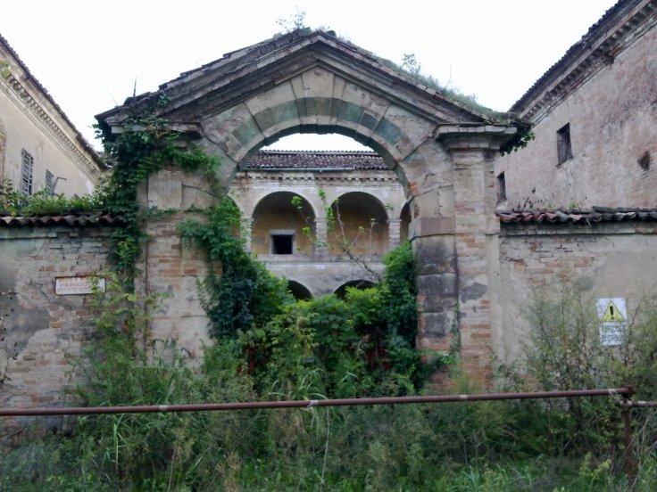 Villa Visconti-Casati, a Tornora, Saliceto di Cadeo (2013)