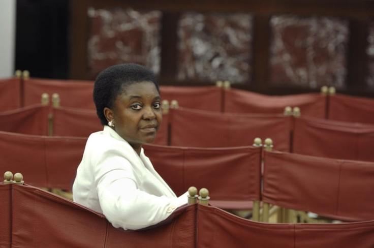 Cécile Kyenge ministro per l'Integrazione