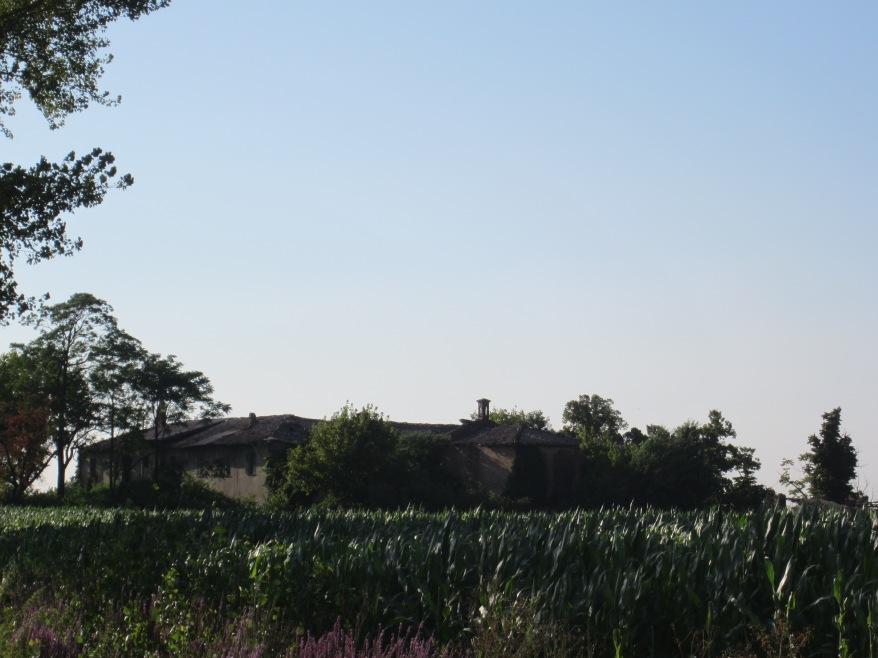 Villa Visconti, Tornora, Saliceto di Cadeo