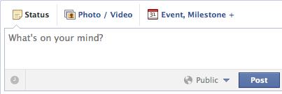 status facebook vegetativo
