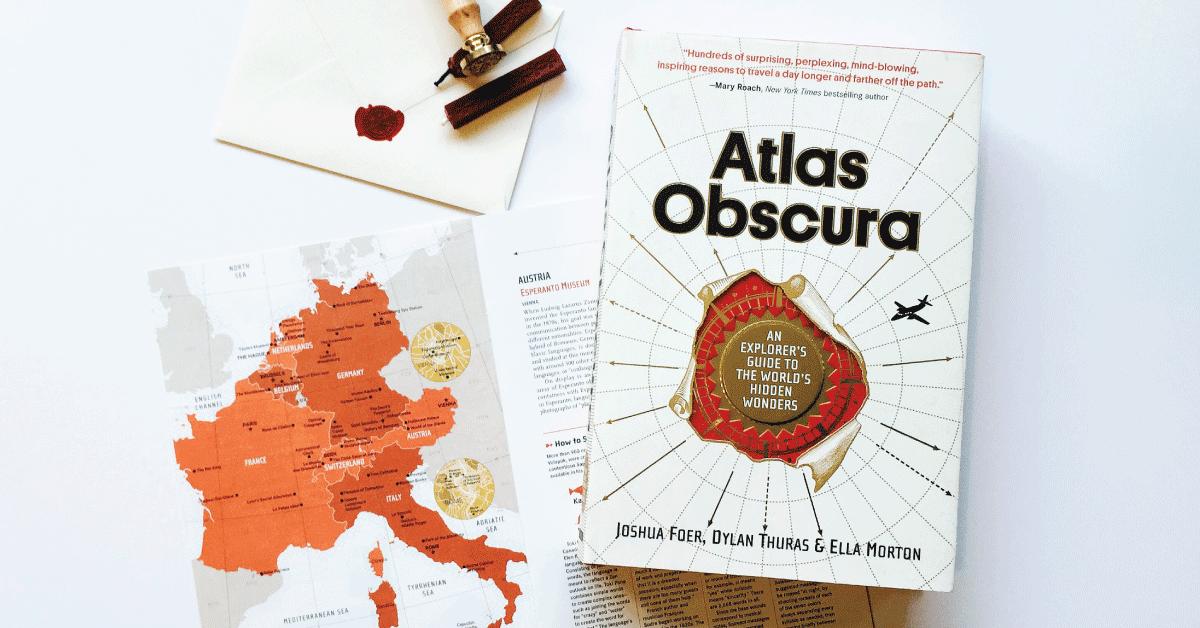 atlas obscura libro