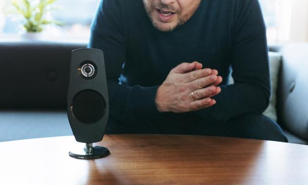 voice assistant e smart speaker, amazon echo e amazon alexa