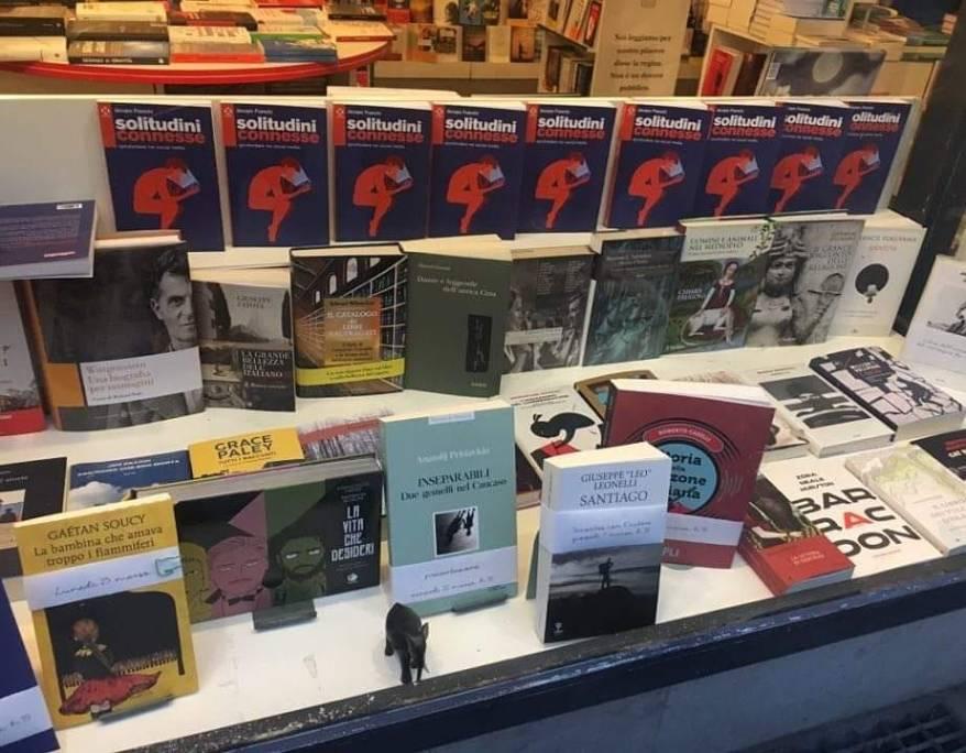 Solitudini Connesse alla Libreria Del Convegno di Milano