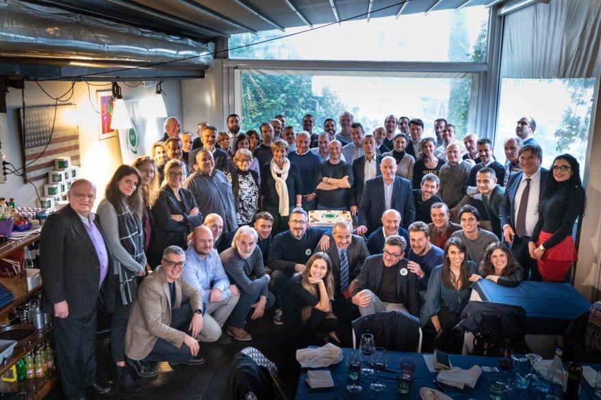 Foto del team di CircuitoLinx al completo.