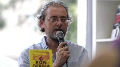 Davide Mazzocco, autore di Cronofagia