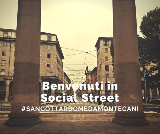 Social street san gottardo meda montegani
